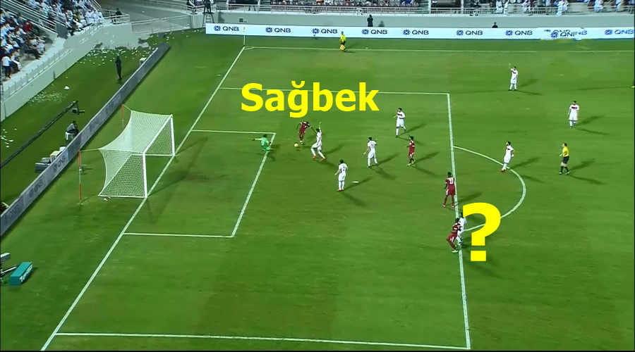 Sağbek Musa Gol Poz KATAR - TR 1-2 HAZ 20151113