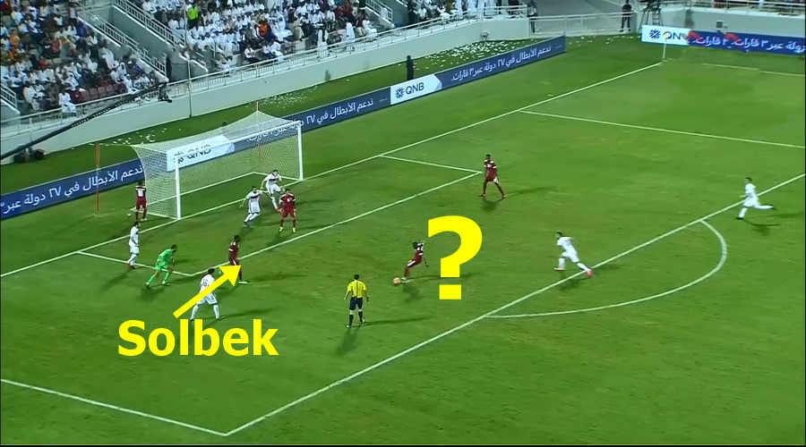 Sağbek Musa Gol Poz X KATAR - TR 1-2 HAZ 20151113