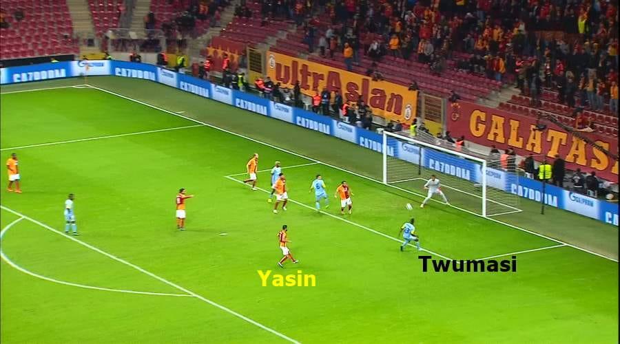 Twumasi gol vuruşu Muslera çaresiz GSaray-Astana 1-1ŞL