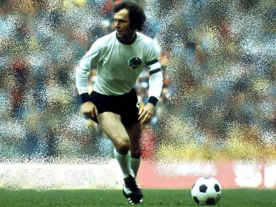 Beckenbauer - trivela