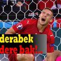 Kaderabek - Kadere bak ÇEK - TR 0-2 D3 EURO2016-0621