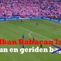 Volkan Babacan'la Oyun en geriden başlar TUR - HIRV 1-0 EURO 2016 0612-b