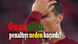 Ozanaldo Penaltıyı niye kaçırdı POR - AUS 0-0 EURO 2016